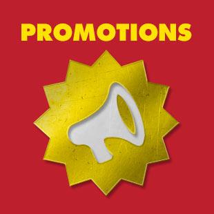 Afribuild Promotions