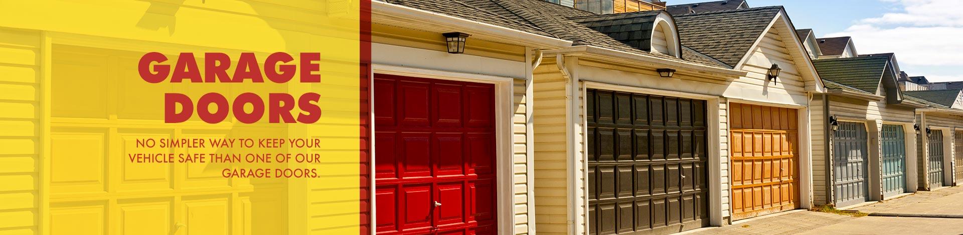 Afribuild Garage Doors